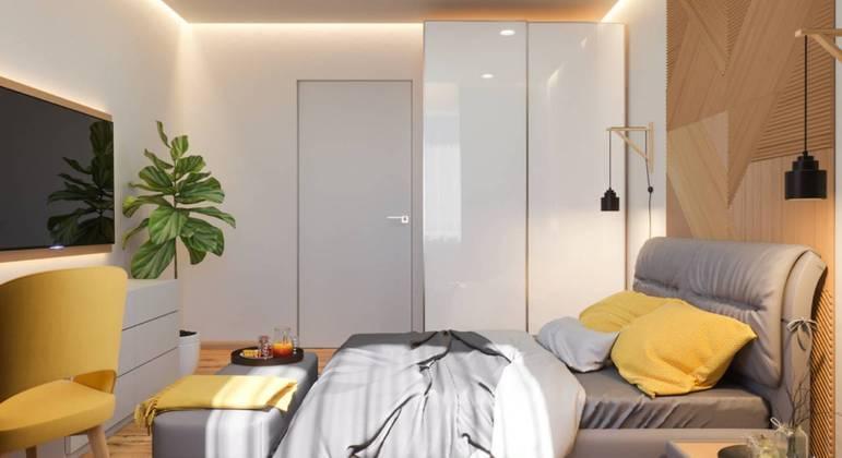Confira-5-dicas-para-ampliar-quartos-pequenos-de-casal-Casa-e-Decoração