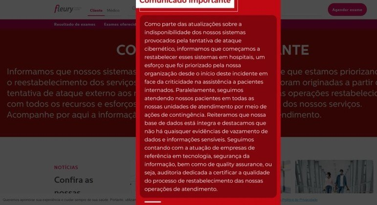 Grupo-Fleury-retoma-parte-dos-serviços-após-ataque-cibernético-Notícias
